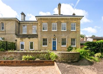 Thumbnail Detached house for sale in Fan Court, Longcross, Surrey