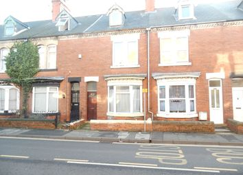 Thumbnail 4 bed terraced house for sale in Potter Street, Worksop