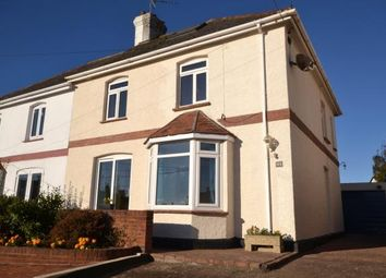 Thumbnail 4 bed semi-detached house for sale in Greenway Lane, Budleigh Salterton, Devon