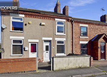 Thumbnail 2 bed terraced house for sale in Addison Street, Tibshelf, Alfreton