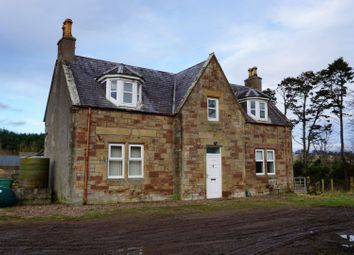 Thumbnail 3 bed farmhouse to rent in Ordhill, Fortrose