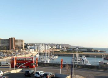 Thumbnail 2 bed flat to rent in Brittany Street, Stonehouse, Plymouth