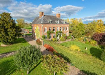 Thumbnail 6 bed property for sale in Rhosygadfa, Oswestry, Shropshire
