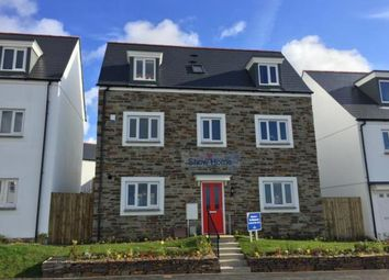 Thumbnail 4 bed detached house for sale in Dunmere Road, Bodmin