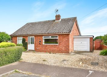 Thumbnail 3 bedroom detached bungalow for sale in Windmill Avenue, Dereham
