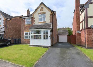 Thumbnail 3 bed detached house for sale in Warwick Road, Sutton Coldfield