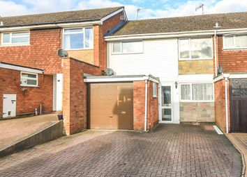 Thumbnail 3 bed terraced house for sale in Fairways Close, Allesley, Coventry
