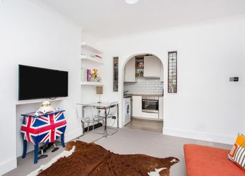 Thumbnail 1 bed flat to rent in Munster Road, London