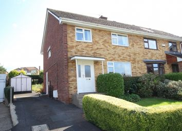 Thumbnail 3 bedroom semi-detached house for sale in Alfoxton Road, Bridgwater