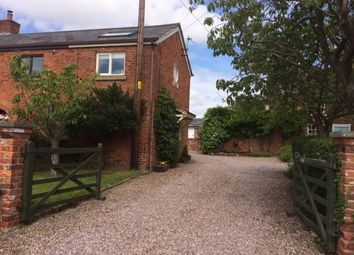 Thumbnail 1 bed flat to rent in Ainsworth Lane, Crowton