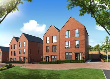 """Thumbnail 4 bedroom property for sale in """"The Longley At Birchlands"""" at Earl Marshal Road, Sheffield"""
