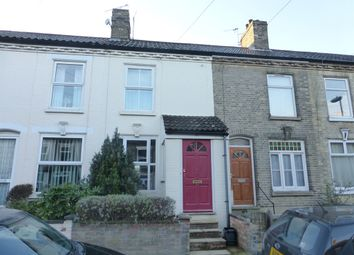 Thumbnail 2 bedroom terraced house for sale in Hotblack Road, Norwich