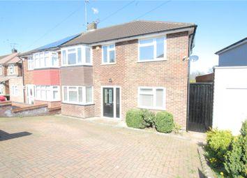Thumbnail 4 bed semi-detached house for sale in Lullington Garth, Borehamwood, Hertfordshire