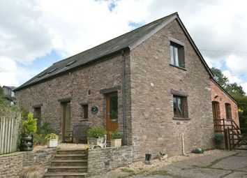 Thumbnail 4 bed detached house for sale in Llangorse, Llangorse, Brecon, Powys