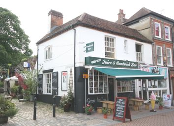 Thumbnail Restaurant/cafe to let in High Street, Chesham