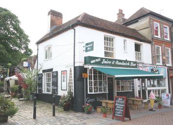 Thumbnail Restaurant/cafe to let in High Street, Chesham