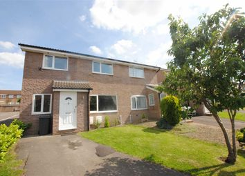 Thumbnail 4 bedroom semi-detached house for sale in Breaches Gate, Bradley Stoke, Bristol