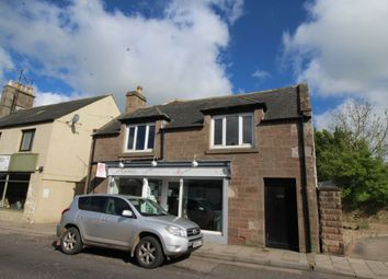 Thumbnail 2 bed flat for sale in High Street, Laurencekirk