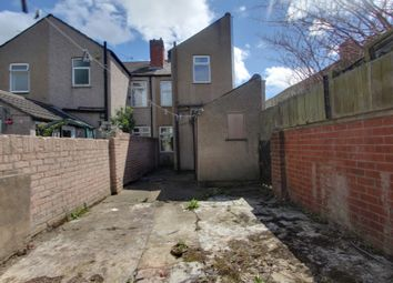 Thumbnail 2 bed semi-detached house for sale in Hardwick Street, Mansfield