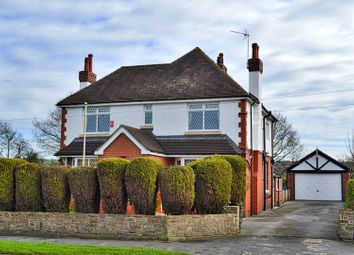 Thumbnail 3 bedroom detached house for sale in Congleton Road North, Church Lawton