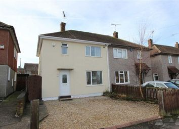 Thumbnail 2 bed semi-detached house to rent in Brick Kiln Lane, Mansfield, Nottinghamshire