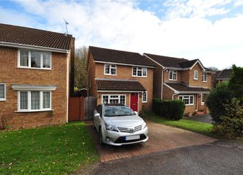 Thumbnail 3 bed detached house for sale in Bramdown Heights, Basingstoke, Hampshire