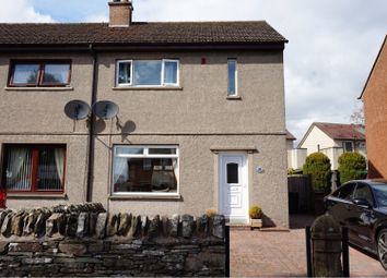 Thumbnail 2 bed semi-detached house for sale in Dove Wells Drive, Brechin