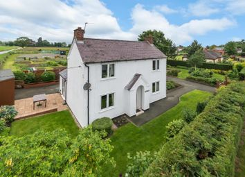 Thumbnail 3 bed detached house for sale in Station Road, Baschurch, Shrewsbury