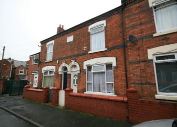 Thumbnail 3 bed terraced house to rent in Elizabeth Street, Crewe