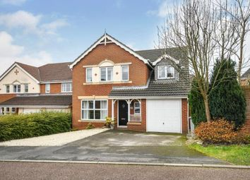 Thumbnail 5 bed detached house for sale in Rockley Close, Clipstone Village, Mansfield, Nottinghamshire