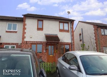 Thumbnail 1 bed end terrace house for sale in Kirriemuir Way, Carlisle, Cumbria