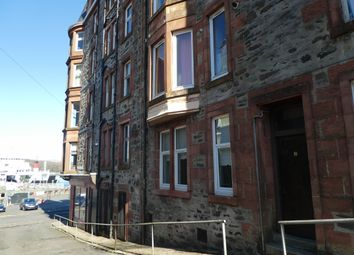 Thumbnail 1 bed flat for sale in Ground Floor Flat (Left), 3 Bishop Terrace Brae, Rothesay, Isle Of Bute