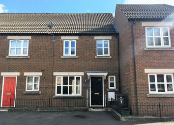 Thumbnail 3 bed terraced house to rent in Winters Field, Taunton