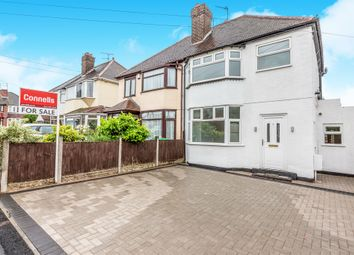 Thumbnail 3 bed semi-detached house for sale in Windsor Avenue, Oldbury