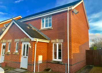 Thumbnail 2 bed property to rent in Skomer Island Way, Caerphilly