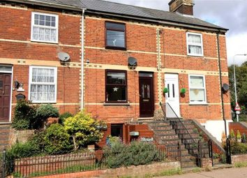 Thumbnail 3 bedroom terraced house for sale in Burton End, Haverhill, Suffolk