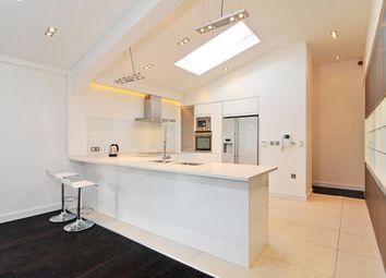 Thumbnail 3 bed flat to rent in Kingsford Street, Lower Belsize Park, London