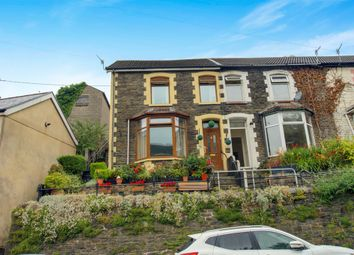 Thumbnail 2 bed terraced house for sale in Aberrhondda Road, Porth