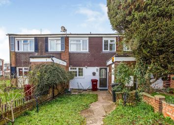 Thumbnail 4 bed terraced house for sale in Mendip Close, Langley, Slough