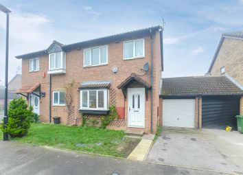 Thumbnail 3 bed semi-detached house for sale in Haig Drive, Cippenham, Slough