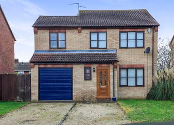 Thumbnail 3 bedroom detached house for sale in Bede Road, Baston, Peterborough
