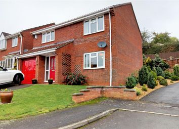 Thumbnail 4 bed detached house for sale in Geldof Drive, Midsomer Norton, Radstock