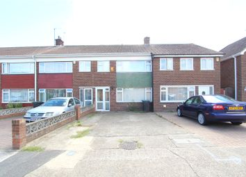 Thumbnail 4 bedroom terraced house to rent in Beaumont Drive, Northfleet, Gravesend, Kent