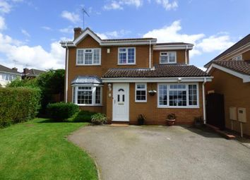Thumbnail 5 bed detached house for sale in Wisley Close, East Hunsbury, Northampton, Northamptonshire