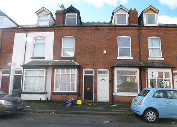 Thumbnail 4 bedroom terraced house to rent in Daisy Road, Edgbaston, Birmingham