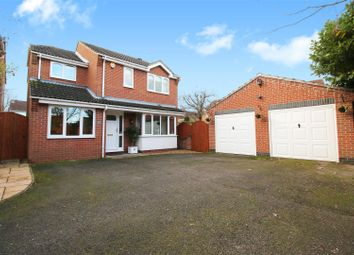 Thumbnail 4 bed detached house for sale in Lambourne Crescent, Lowdham, Nottingham