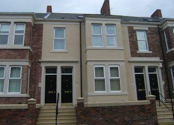 Thumbnail 4 bed flat to rent in Rectory Road, Bensham, Gateshead