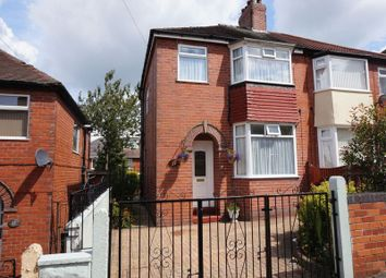 Thumbnail 3 bedroom semi-detached house for sale in Hillside Avenue, Meir, Stoke-On-Trent