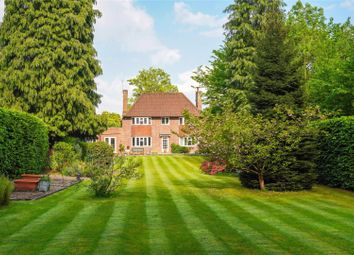 Thumbnail 4 bedroom detached house for sale in Copsem Lane, Esher, Surrey