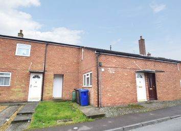 Thumbnail 2 bedroom terraced house for sale in Downton Drive, Haverhill